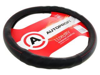 Оплетка на руль AUTOPROFI AP-1070 черный