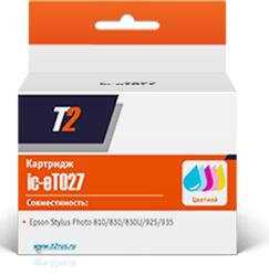 Картридж струйный T2 IC-ET027