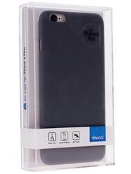 Накладка + защитная пленка  Deppa для смартфона Apple iPhone 6 Plus/6S Plus