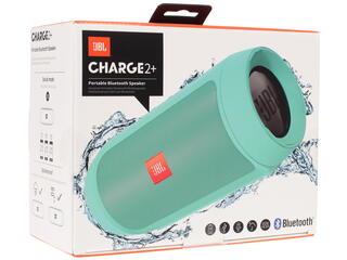 Портативная колонка JBL Charge 2+ бирюзовый