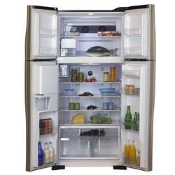 Холодильник Hitachi R-W 662 FPU3X GGR черный