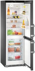 Холодильник с морозильником Liebherr CNbs 4315-20 черный