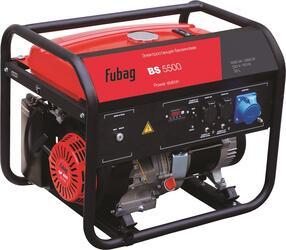 Бензиновый электрогенератор Fubag BS 5500