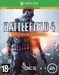 Игра для Xbox One Battlefield 4 Premium Edition