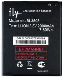 Аккумулятор Partner BL3808