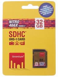 Карта памяти Strontium Nitro SDHC 32 Гб