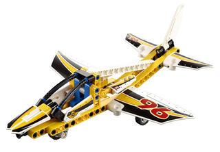Конструктор LEGO Technic Самолёт пилотажной группы 42044