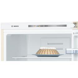Холодильник с морозильником BOSCH KGN39NK13R бежевый