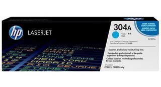 Картридж лазерный HP 304A (CC531A)