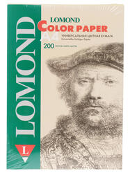 Бумага Lomond Color Paper 1004208