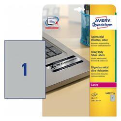 Самоклеящиеся этикетки Avery Zweckform L6013-20