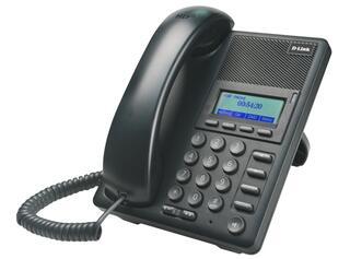 IP-телефон D-LINK DPH-120SE черный