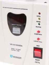 Стабилизатор напряжения Krauler VR-N1000VA