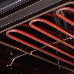 Электрический духовой шкаф Pyramida F 40 TIX