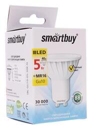 Лампа светодиодная Smartbuy SBL-GU10-05-30K-N