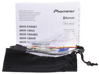 Автопроигрыватель Pioneer MVH-180UB