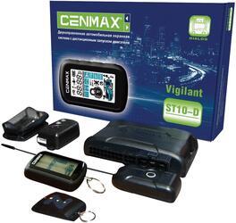 Автосигнализация Cenmax Vigilant ST10-D