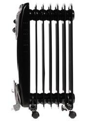 Масляный радиатор Marta MT-2407 черный