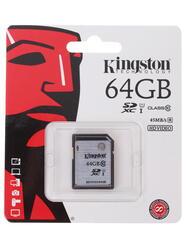 Карта памяти Kingston SD10VG2/64GB SDXC 64 Гб