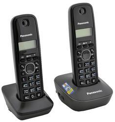 Телефон беспроводной (DECT) Panasonic KX-TG1612RUH