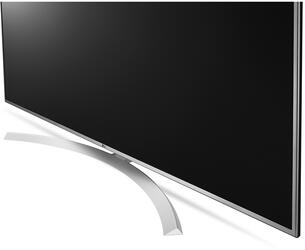 "75"" (190 см)  LED-телевизор LG 75UH780V серебристый"