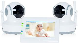 Видеоняня Ramili Baby RV900X2 белый