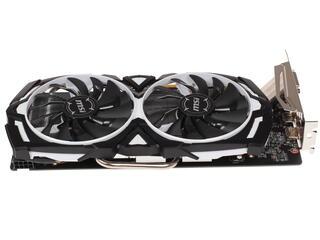 Видеокарта MSI GeForce GTX 1060 ARMOR OC [GTX 1060 ARMOR 3G OCV1]