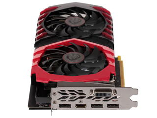 Видеокарта MSI GeForce GTX 1060 GAMING X [GTX 1060 GAMING X 6G]