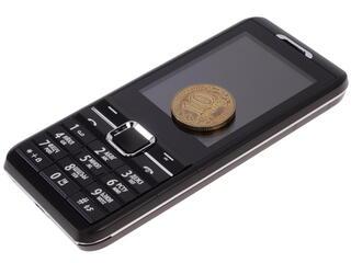 Сотовый телефон DEXP Larus M6 черный