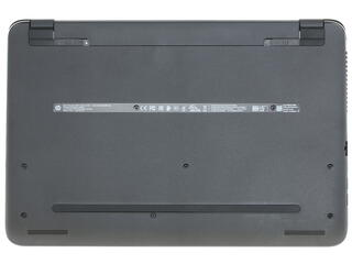"""15.6"""" Ноутбук HP Notebook 15-ay020ur черный"""