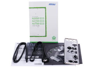 Материнская плата MSI N3150I ECO