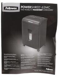 Уничтожитель бумаг FELLOWES MicroShred 62MC