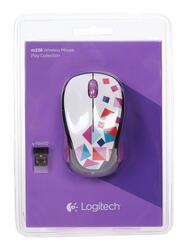 Мышь беспроводная Logitech M238 Playing Blocks