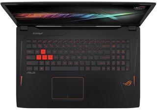 """17.3"""" Ноутбук ASUS ROG STRIX GL702VM-GC035T черный"""
