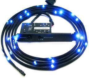 Светодиодная лента NZXT Sleeved LED Kit [CB-LED10-BU]