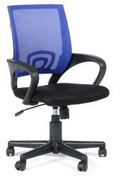 Кресло офисное Chairman 696 синий