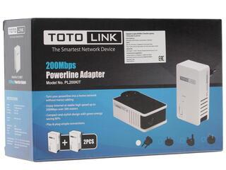 Адаптер PowerLine TOTOLINK PL200 KIT