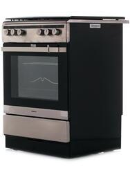 Комбинированная плита Hansa FCMX64040 серый
