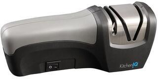 Ножеточка KitchenIQ 50073 черный, серый