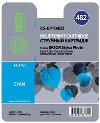 Картридж струйный Cactus CS-EPT0482