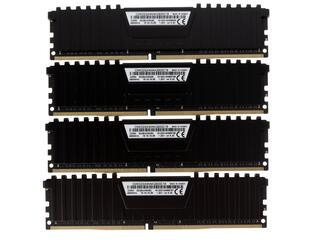 Оперативная память Corsair Vengeance LPX [CMK32GX4M4A2800C16] 32 Гб