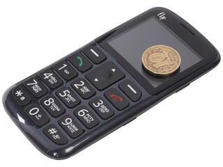 Сотовый телефон Fly Ezzy 6+ серый
