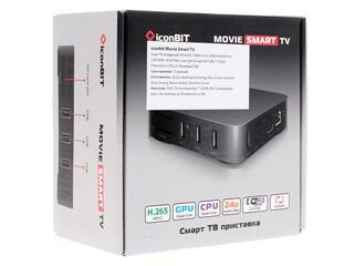 Smart TV приставка iconBIT Movie Smart TV