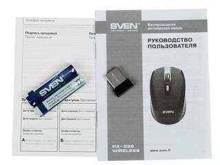 Мышь беспроводная Sven RX-335