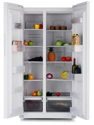 Холодильник Ginzzu NFK-580W белый