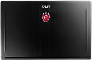 "15.6"" Ноутбук MSI GS63VR 6RF-031RU STEALTH PRO черный"