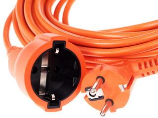 Удлинитель Power Cube PC-LG1-B-10 оранжевый