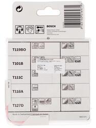 Пилки для лобзика Bosch 2607010148