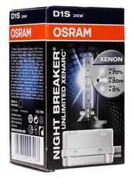 Ксеноновая лампа Osram Xenarc Night Breaker Unlimited 66140XNB