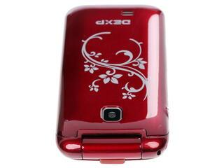 Сотовый телефон DEXP Larus V3 красный